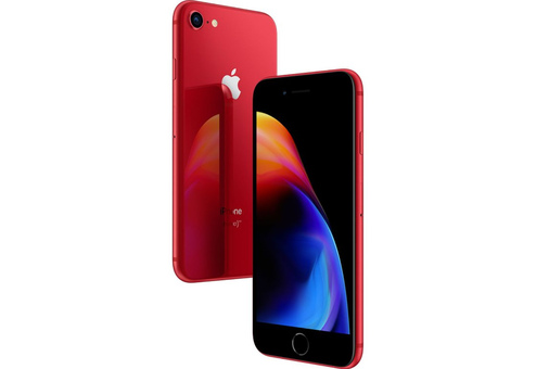 Apple iPhone 8 256 ГБ (PRODUCT)RED